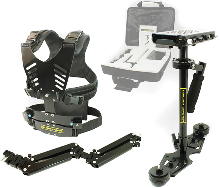 Buying Guide: Stabilizers for DSLR and Mirrorless Cameras - GLIDE GEAR