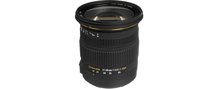 Hot Holiday Video Production Deals: Sigma Lens