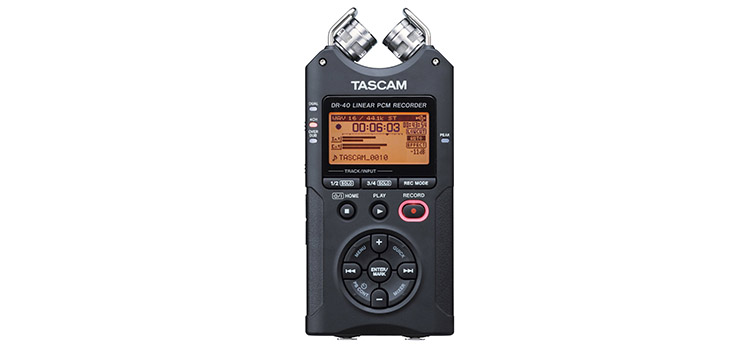Hot Holiday Video Production Deals: Tascam