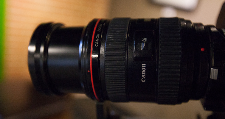 Primes vs. Zooms — Situational Lens Prep — Canon EF 24-70mm 2.8