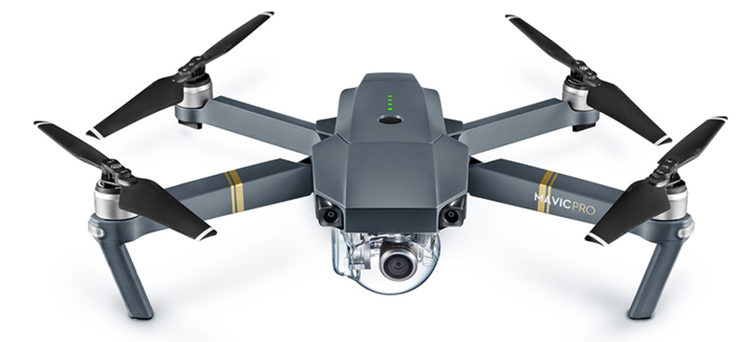 Best Video Drones Under $1000 - DJI Mavic