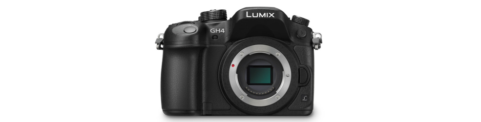 2016's Best Mirrorless Cameras for Video Production - GH4