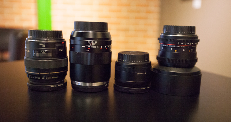 Primes vs. Zooms — Situational Lens Prep — Prime Lenses