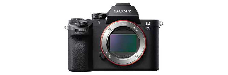 2016's Best Mirrorless Cameras for Video Production - Sony A7S II