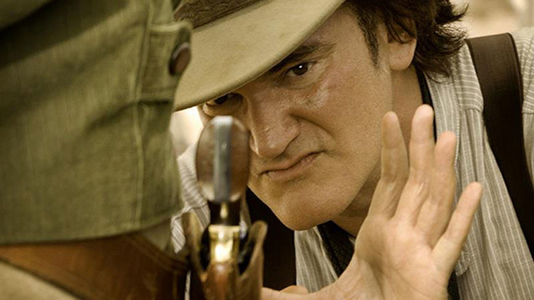 10 Quotes from Quentin Tarantino on Filmmaking: Don't Give Up