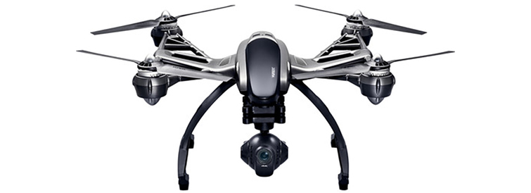 Best Video Drones Under $1000 - Yuneec Typhoon
