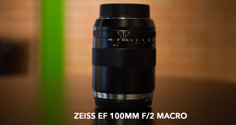 Primes vs. Zooms — Situational Lens Prep — Zeiss EF 100mm F2 Macro