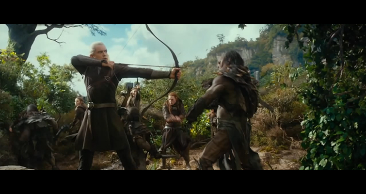 How Important Is the Content of a Trailer? The Hobbit