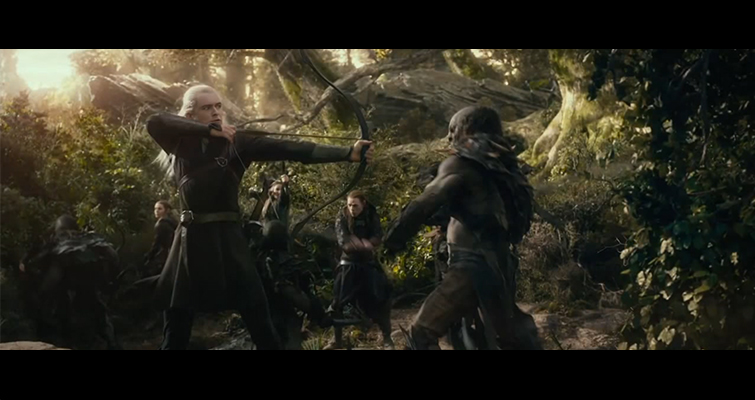 How Important Is the Content of a Trailer? The Hobbit, VFX Changed