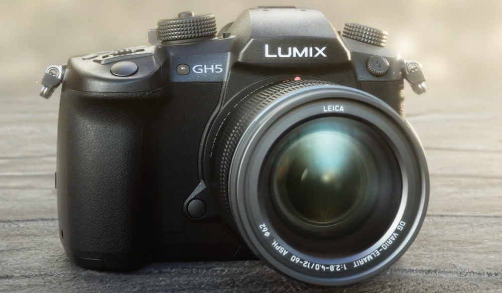 The Panasonic Lumix GH5 Already Rules 2017