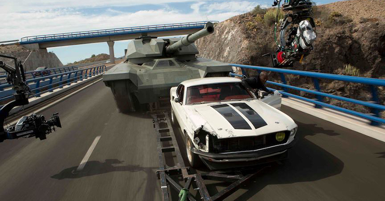 6 Tips for Filming a Thrilling Car Chase Scene: Cheat as Much as You Can