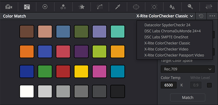 The Best Color Grading Software and Plugins for Video Editors - Davinci Resolve Color Match