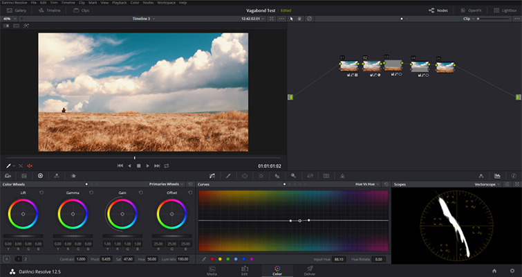 DaVinci Resolve: Enhance Your Sky in Under Five Minutes - Adjust Sky