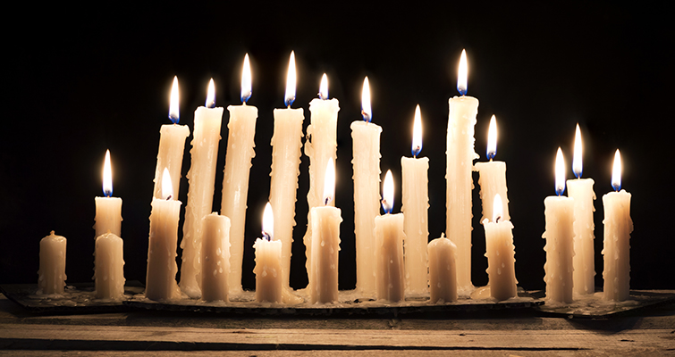 Go Medieval With These Easy-to-Make Fantasy Props: Candles