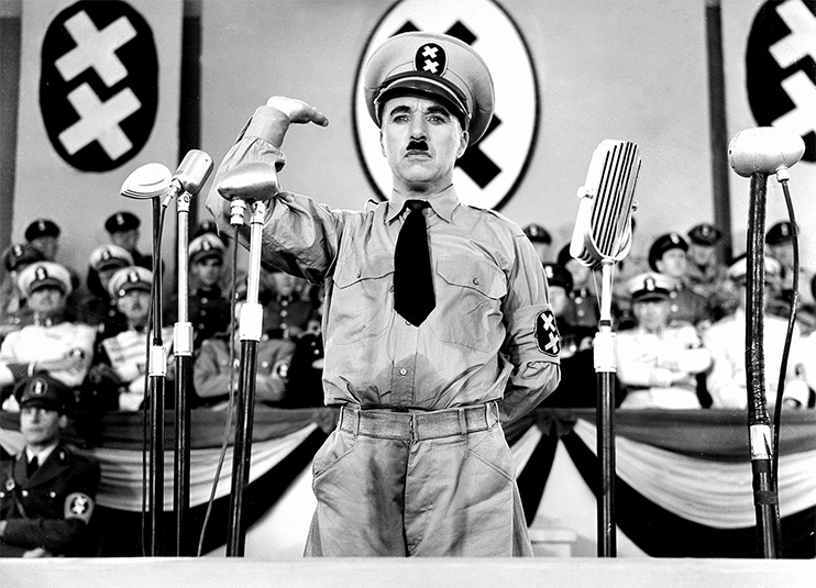 Visual Homage in Cinema: The Great Dictator