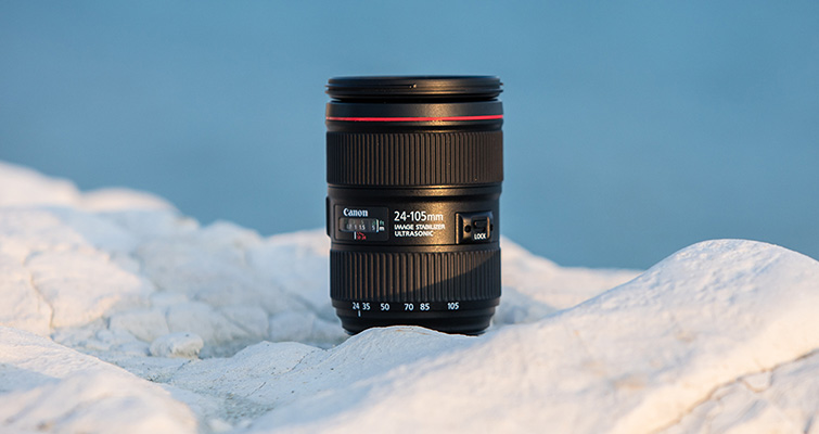 Is the Canon 24-105 L II the Best All-Purpose Lens? Image Stabilization