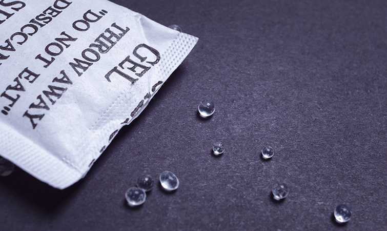 How to Remove Condensation From a DSLR Viewfinder: Silica Gel