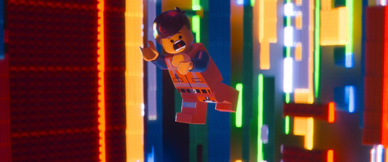 Color Grading: What is ACES? - Lego Movie