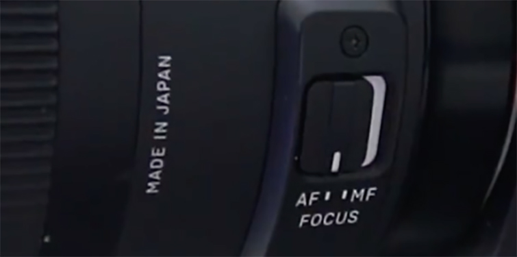 How to Autofocus Your DSLR in 3 Easy Steps - Set Lens to AF Mode