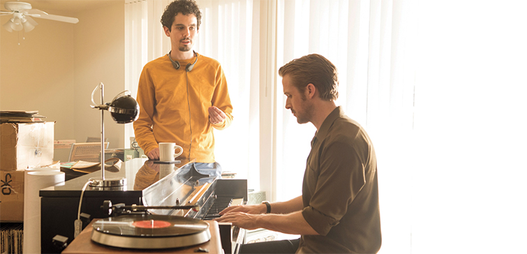 An In-Depth Look at 2017's Best Director Oscar Nominees - Damien Chazelle