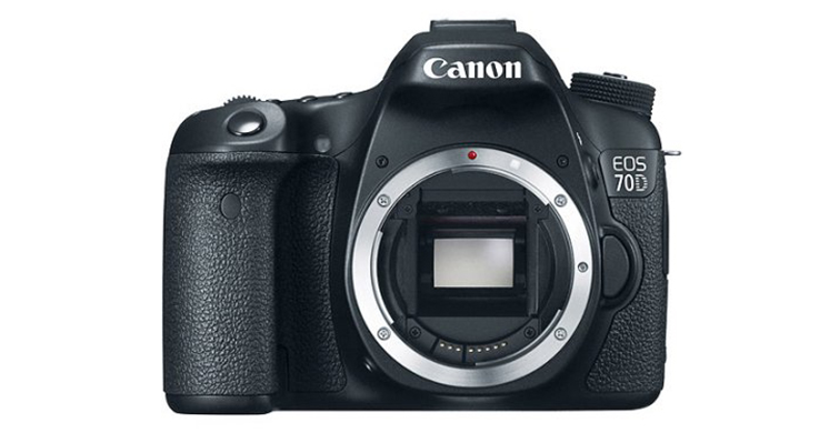 Best Filmmaking Cameras Under $1,000 - Canon EOS 70D