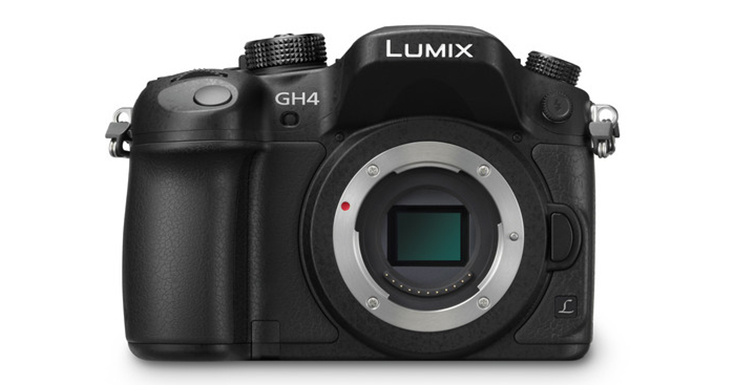 Best Filmmaking Cameras Under $1,000 - Lumix GH4