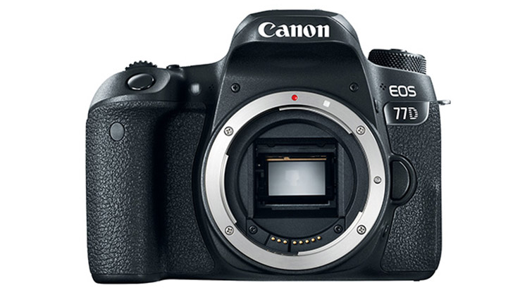 3 New Canon Cameras Under $1000 — 77D