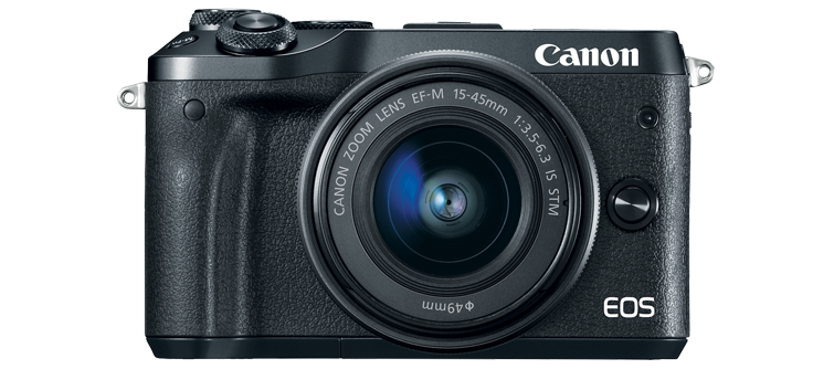 3 New Canon Cameras Under $1000 — M6
