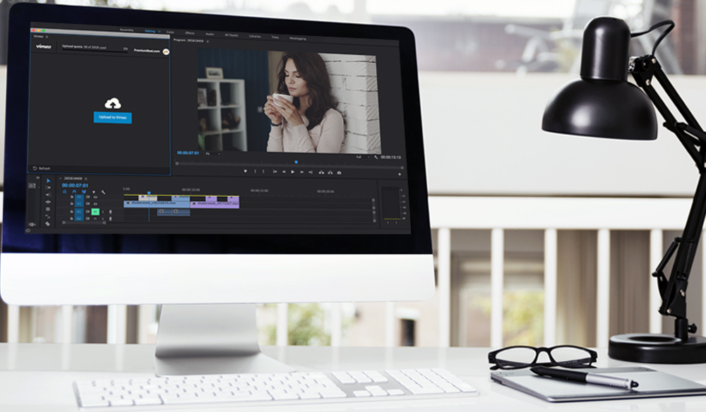 Vimeo Launches Adobe Premiere Pro Panel