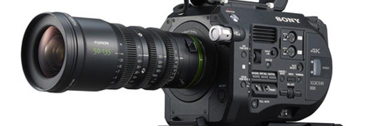 Fujinon's Affordable New Cine Zoom Lenses for Sony E-Mount Cameras — MK 50-135 Lens