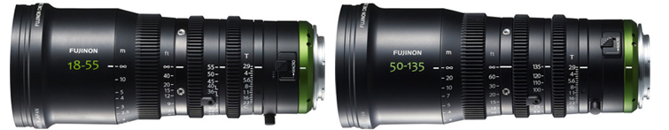 Fujinon's Affordable New Cine Zoom Lenses for Sony E-Mount Cameras — MK Lenses