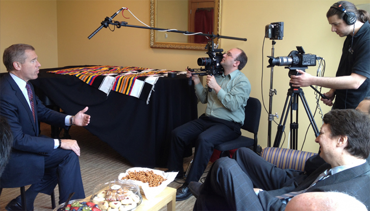 Production Tips: Making Your Interviewee Comfortable — Conversation