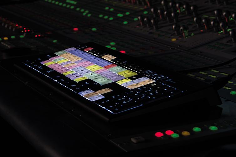 LogicKeyboard Backlit ASTRA