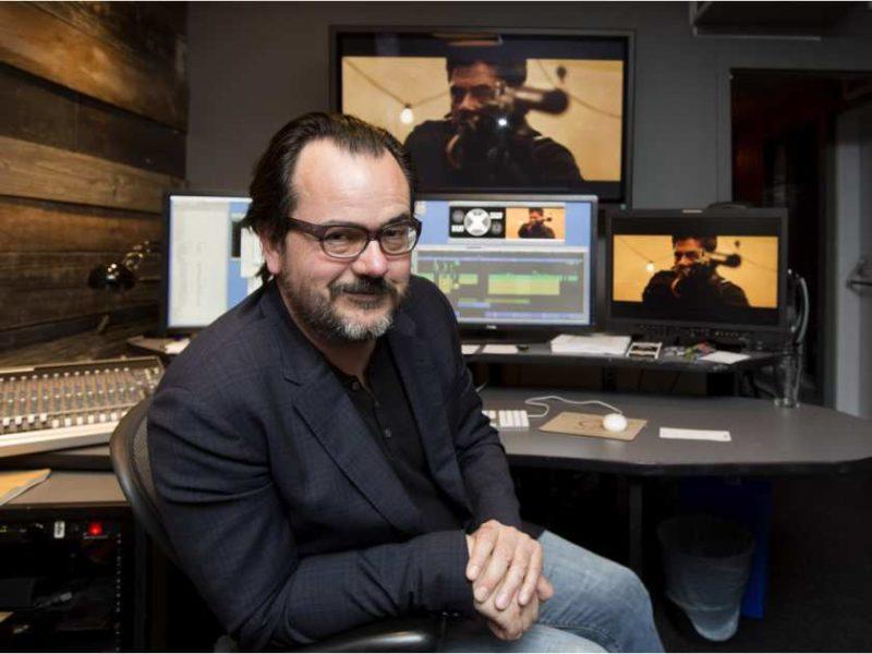 Joe Walker film editor