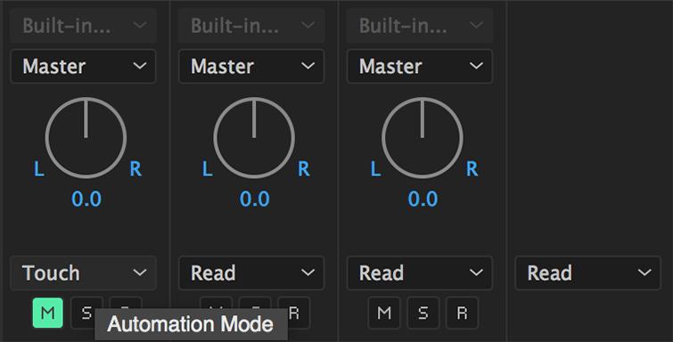Automação de Áudio no Premiere Pro -5