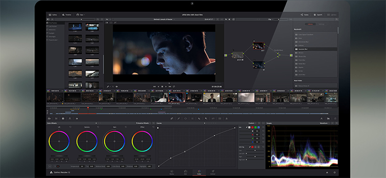 The Best Color Grading Software and Plugins for Video Editors - Davinci Resolve