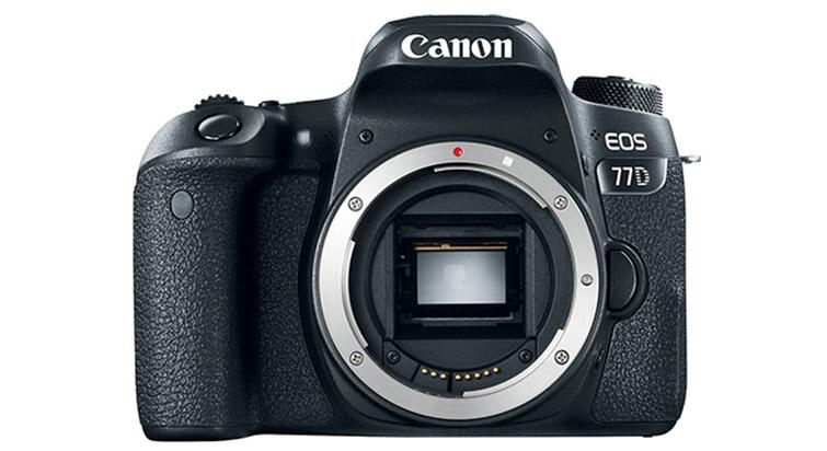 3 New Canon Cameras Under $1000 —77D