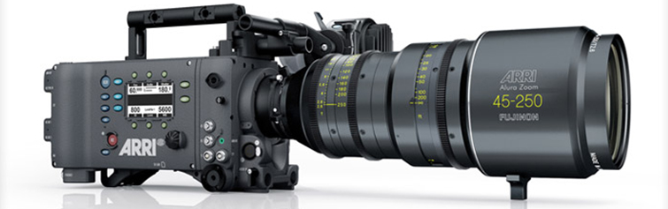 In Search of The Zoom Function - ARRI Zoom Lens