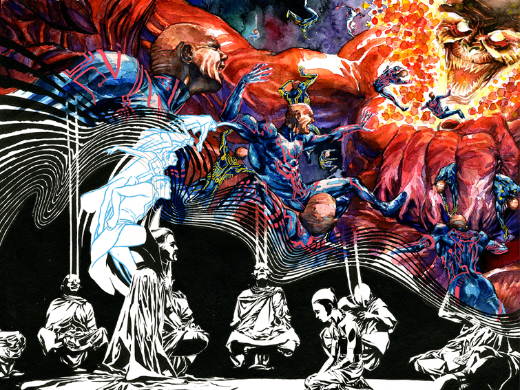 Find Inspiration Beyond the Big Screen — New Avengers Annual