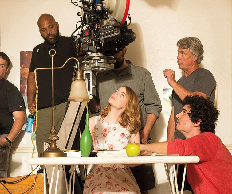 Oscar Gold: Filmmaking Advice and Insight from 2017 Academy Award Winners - Best Director Damien Chazelle