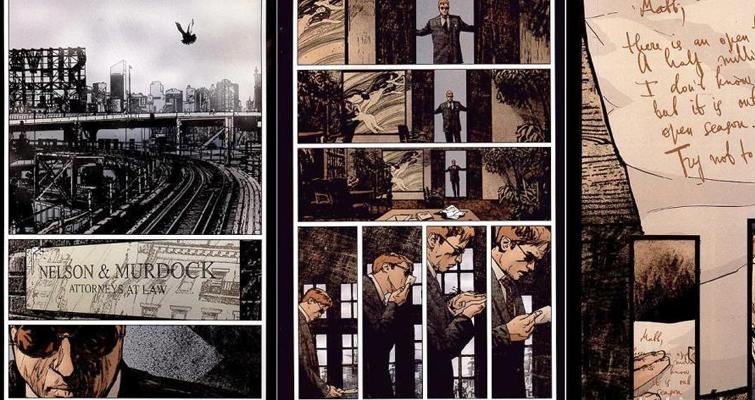 Find Inspiration Beyond the Big Screen — Daredevil 28
