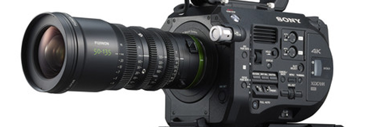 Fujinon's Affordable New Cine Zoom Lenses for Sony E-Mount Cameras — MK 50-135 Lens