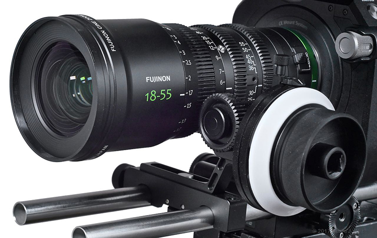 Fujinon's Affordable New Cine Zoom Lenses for Sony E-Mount Cameras — 18-55