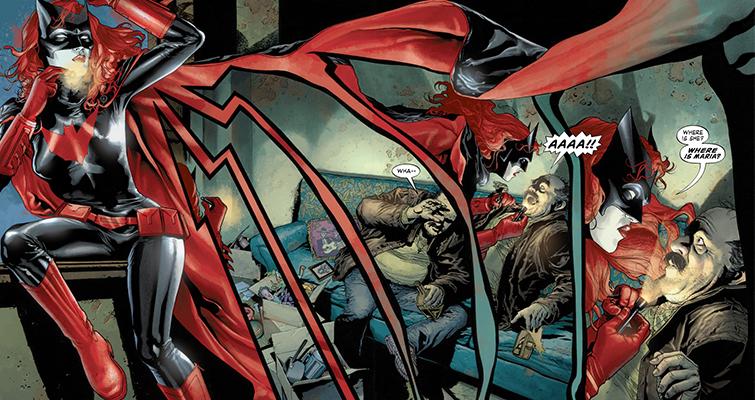 Find Inspiration Beyond the Big Screen — Batwoman 4