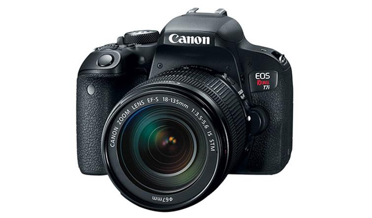 3 New Canon Cameras Under $1000 —T7i