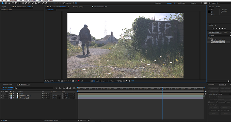 Fix A Blown-Out Sky In Under 60 Seconds In After Effects — Step One