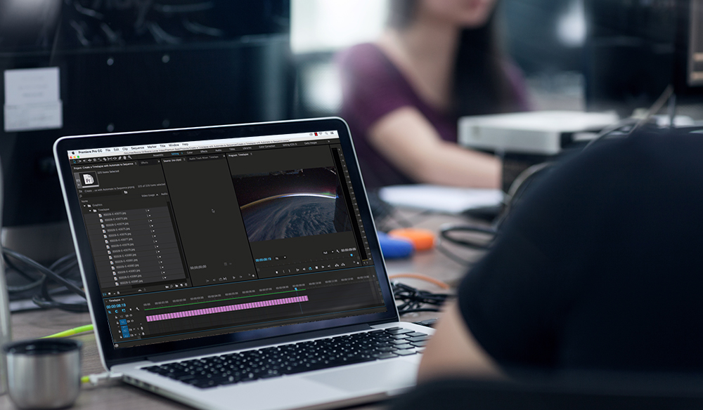 Create a Timelapse with Automate to Sequence in Premiere Pro