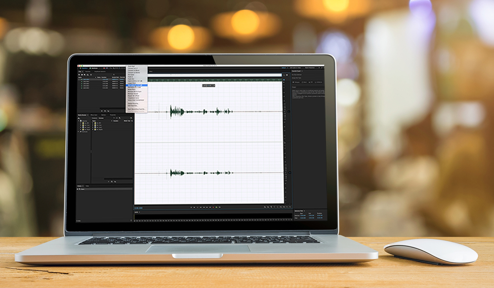 Preserve Original Audio with Audition and Premier Pro