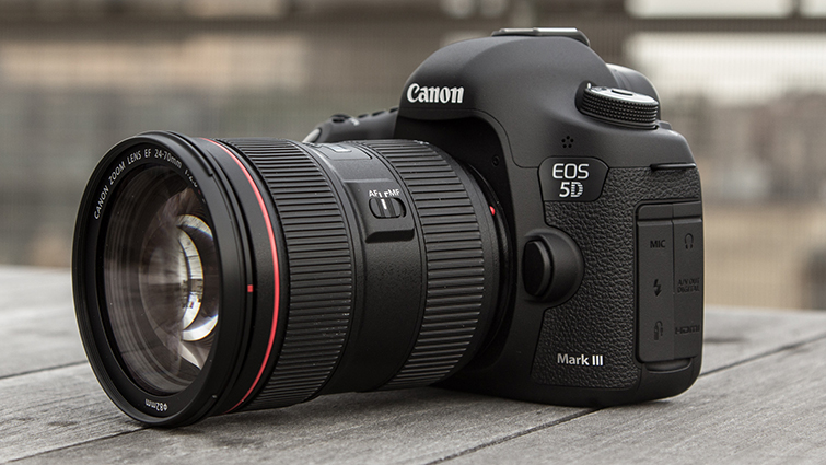 Behind the Data: The Most Popular Cameras of SXSW — Canon EOS 5D