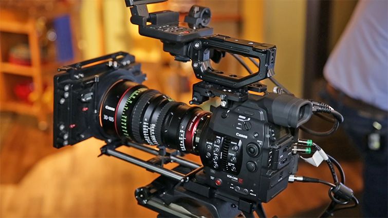 Behind the Data: The Most Popular Cameras of SXSW — Canon Cinema EOS